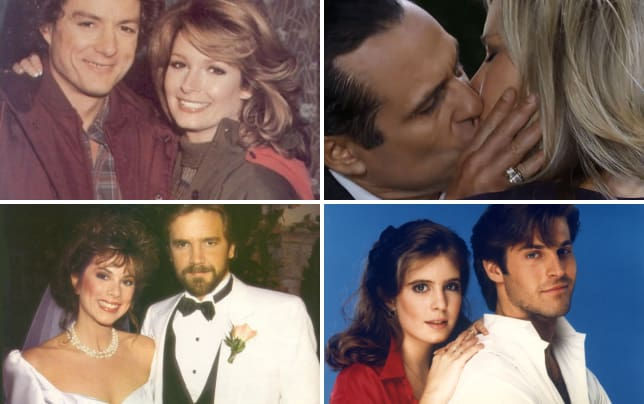 Roman and marlena days of our lives