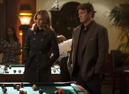 Watch Castle Season 7 Episode 3 Online