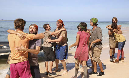 Watch Survivor Online: Season 33 Episode 8