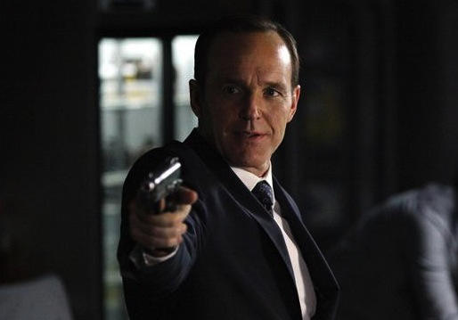 Coulson with a Gun