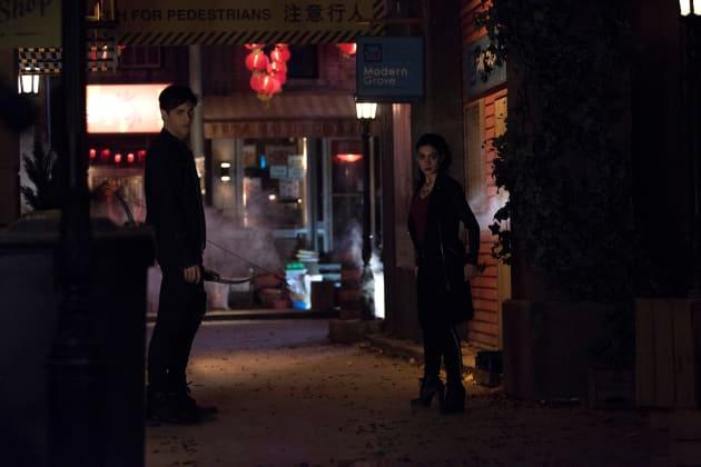 Street Patrol - Shadowhunters Season 3 Episode 11