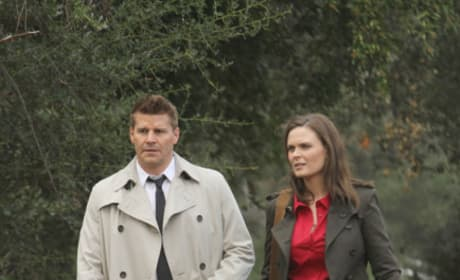 Seeley Booth and Temperance Brennan