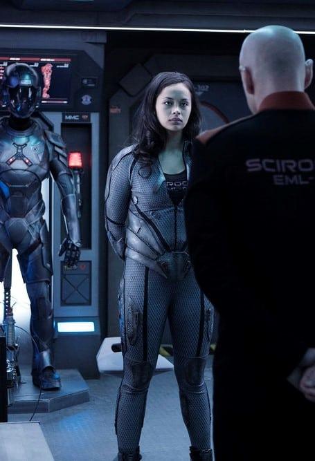 Robots - The Expanse Season 2 Episode 1