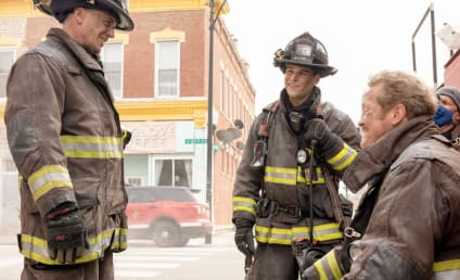 Chicago Fire Season 9 Episode 12 Review: Natural Born Firefighter