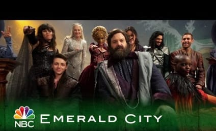 Emerald City First Look: Magic Cannot Be Controlled