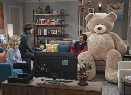 Watch The Big Bang Theory Season 9 Episode 20 Online