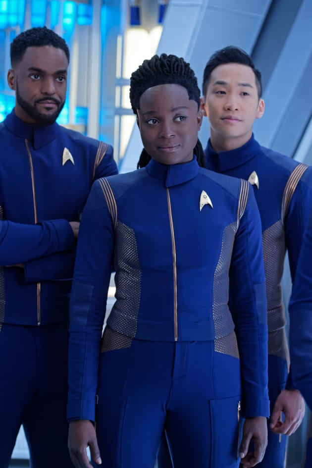A Crew United - Star Trek: Discovery Season 2 Episode 13