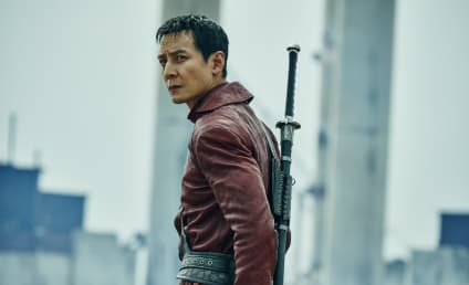 Into the Badlands: Renewed for Season 2!