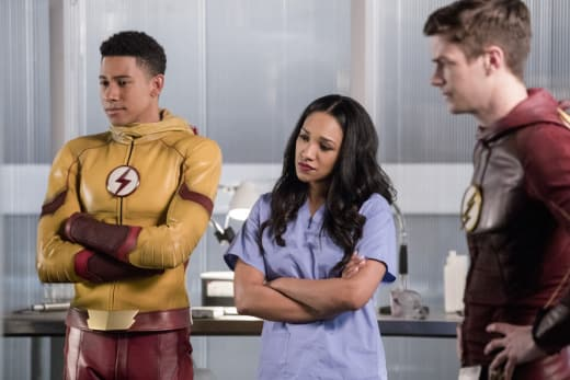 The Waiting Game - The Flash Season 3 Episode 18