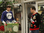 Explaining Santa - Two and a Half Men