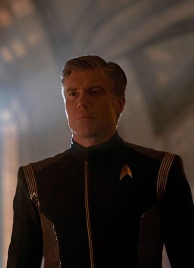 Pike's Decision - Star Trek: Discovery Season 2 Episode 12