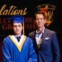 Nick Acts Silly on Graduation Day - Good Witch Season 5 Episode 10