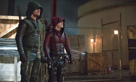 Men on a Mission - Arrow Season 3 Episode 17