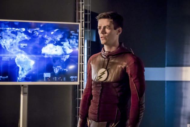 Stunned - The Flash Season 3 Episode 23