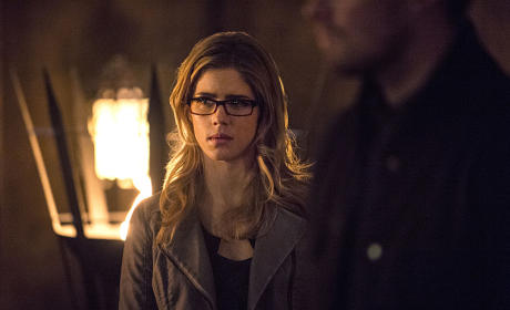 Heartbroken - Arrow Season 3 Episode 20
