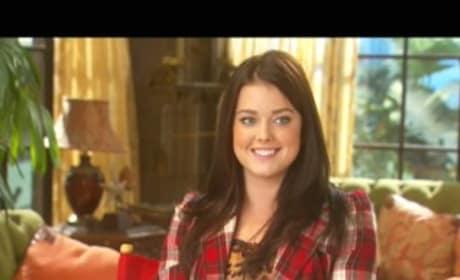 Ashley Newbrough Interview