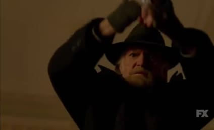The Strain Trailer: A Familiar Face