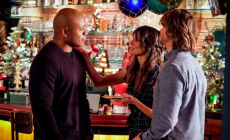 Enjoying the Holiday - NCIS: Los Angeles