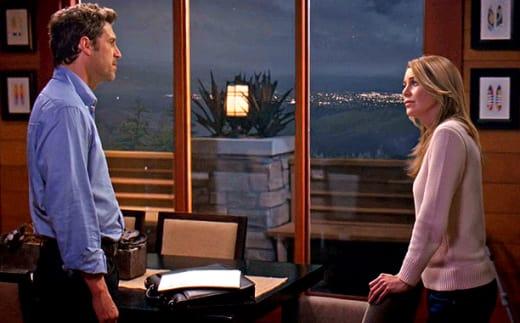 Derek vs. Meredith - Grey's Anatomy