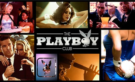 The Playboy Club Logo