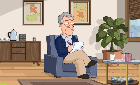 The Doctor is In - Family Guy Season 16 Episode 12
