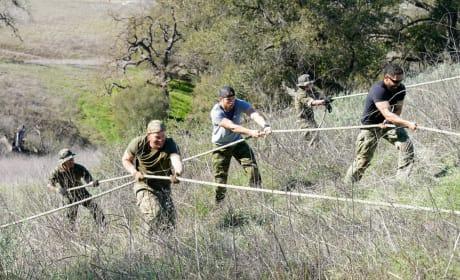 Training SEALs - SEAL Team