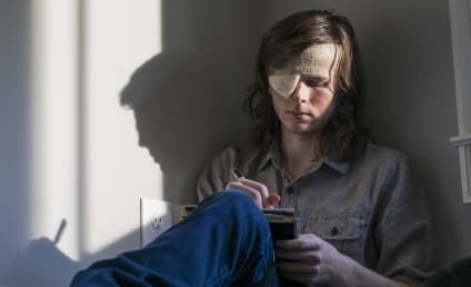 The Walking Dead: Chandler Riggs Reacts to Andrew Lincoln Exit