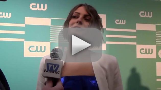 Willa Holland Teases Arrow Origin Story, Season 4