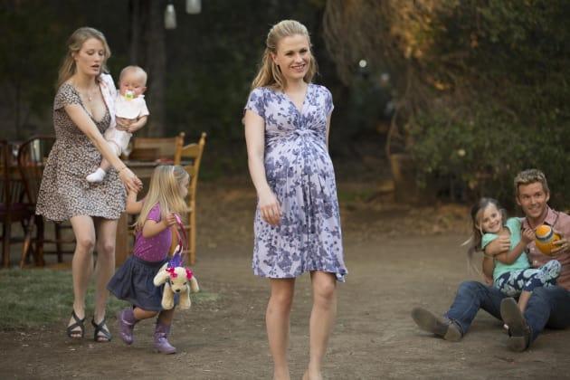Pregnant Sookie - True Blood Season 7 Episode 10