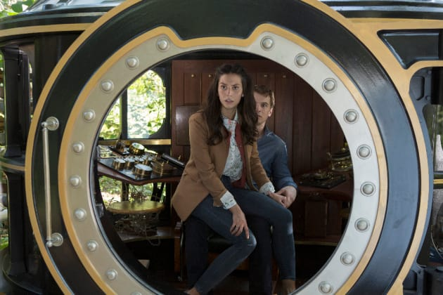 A Time Machine Built for Two... not - Time After Time Season 1 Episode 4