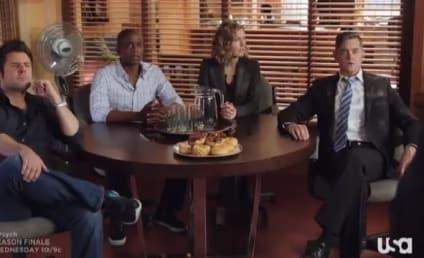 Psych Season Finale Promo: It's On Now!