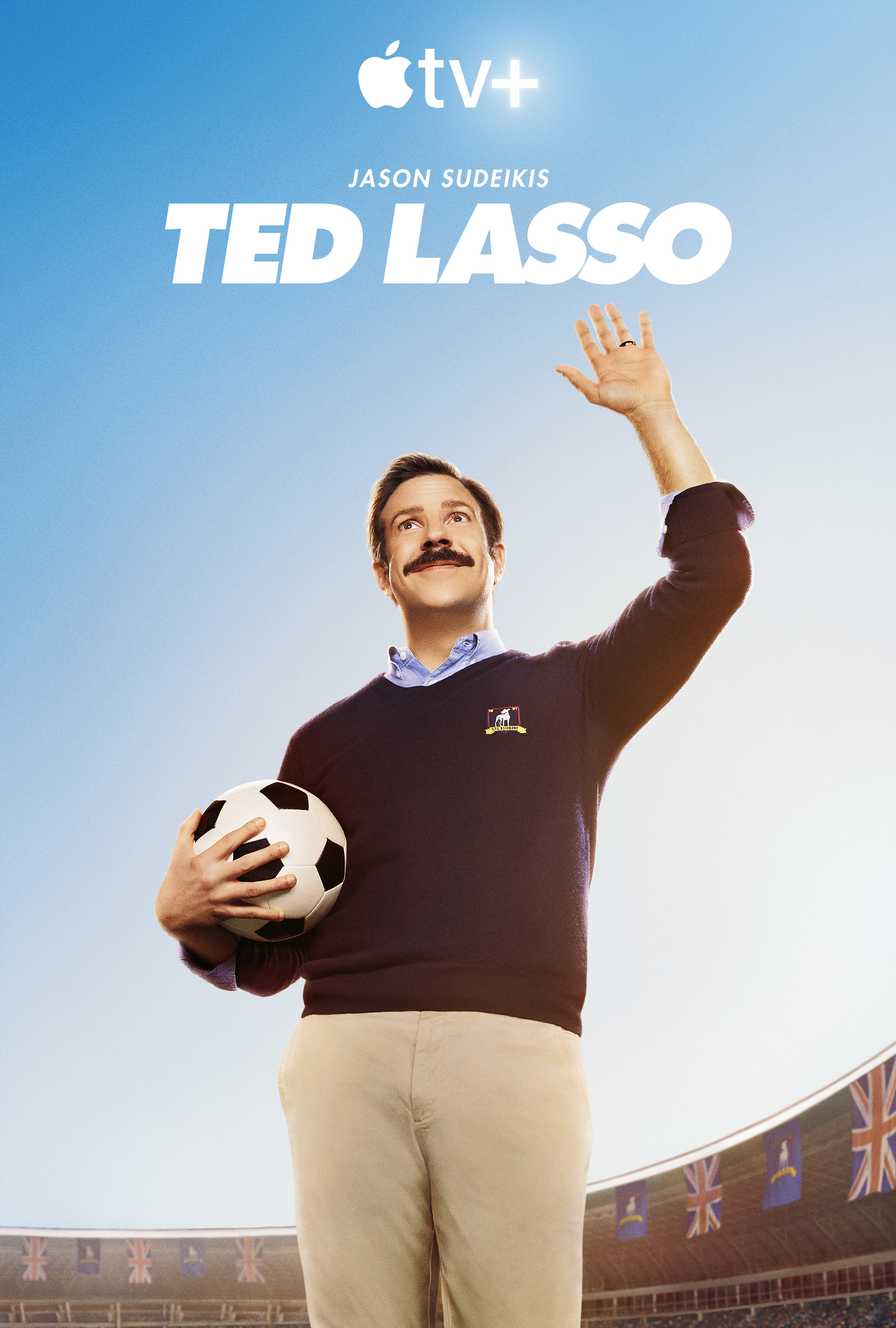 Ted Lasso Poster - TV Fanatic