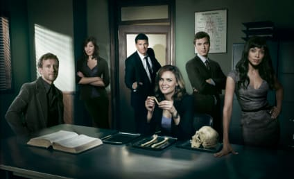 Bones to Air Four Bonus Episodes Next Summer?