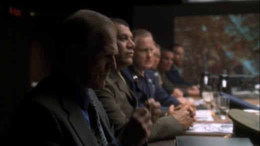 Not Impressed - The West Wing Season 1 Episode 3