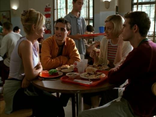 Double Date - Buffy the Vampire Slayer Season 3 Episode 4