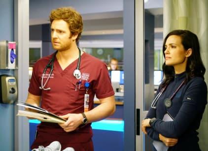 Watch Chicago Med Season 3 Episode 17 Online