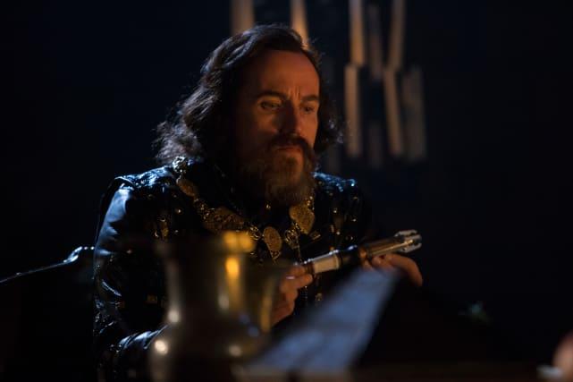Sherwood's Sheriff - Doctor Who Season 8 Episode 3