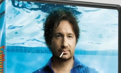 Californication Season Two DVD: Release Date, Cover Art