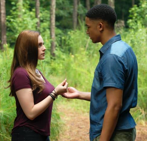 Hope Tries to Reason with Rafael - Legacies Season 1 Episode 2