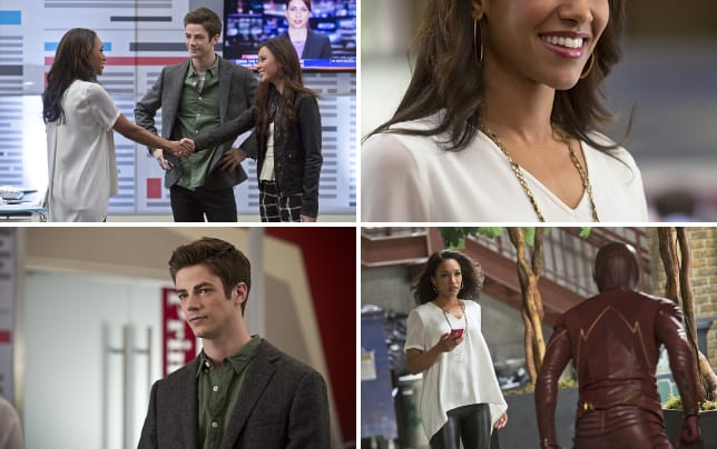 Meet the competition the flash s1e12