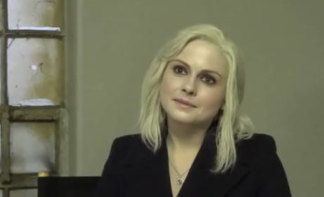 Rose McIver Set Interview