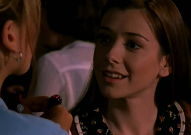 Seize The Moment - Buffy the Vampire Slayer Season 1 Episode 1