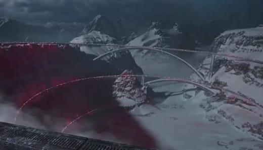 Lighting Up in Red - Snowpiercer Season 2 Episode 7