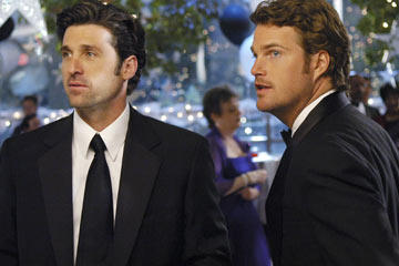 Derek & Finn: Meredith's Love Interests