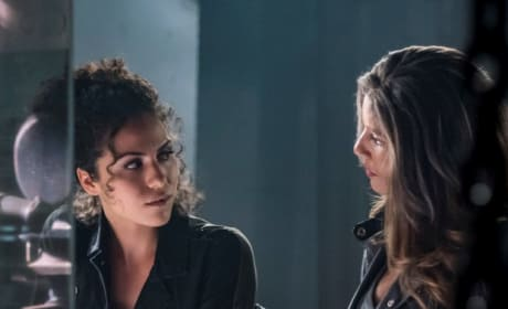 The Future  - Arrow Season 7 Episode 10