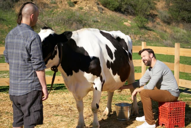 Mike and the cow the last man on earth season 2 episode 17