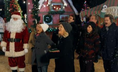 Parks Staff Singing