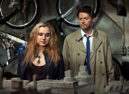 Watch Supernatural Season 8 Episode 17 Online
