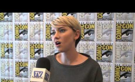 Valorie Curry Comic-Con Q&A