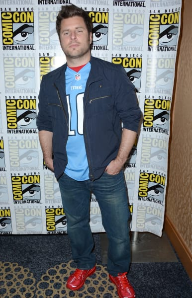 James Roday, Comic-Con